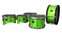 Yamaha 2000 Series Drum Slips (Kindergarten) - Bright Green