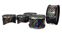 Yamaha 2000 Series Drum Slips (Kindergarten) - Custom (additional fees may apply - contact before ordering)