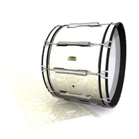 Yamaha 8200 Field Corps Bass Drum Slip - Antique Atlantic Pearl (Neutral)