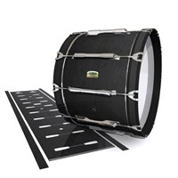 Yamaha 8200 Field Corps Bass Drum Slip - Black Stain (Neutral)