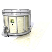 Yamaha 9200 Field Corps Snare Drum Slip - Antique Atlantic Pearl (Neutral)