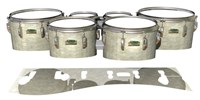 Yamaha 8200 Field Corps Tenor Drum Slips - Antique Atlantic Pearl (Neutral)