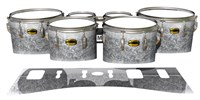 Yamaha 8300 Field Corps Tenor Drum Slips - Alaskan Woodchip (Neutral)