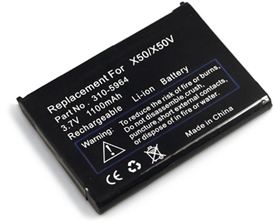 3 Pack Battery Dell Axim X50v Pocket PC 310-5964