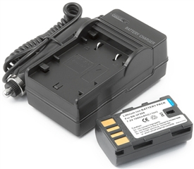 JVC BN-VF808 Battery & Charger Combo