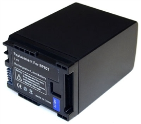 Canon BP-827 Battery Vixia HF200