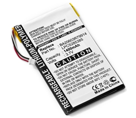 Creative DVP-HD0003 Battery