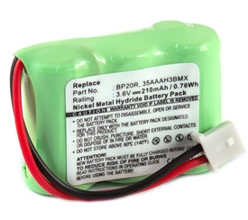 Battery Dogtra BP20R NiMH EF-3000 175NCP 200NCP