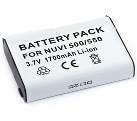 Garmin Zumo 660 Battery