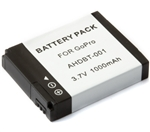 Battery GoPro HD HERO HERO2 AHDBT-001 AHDBT-002