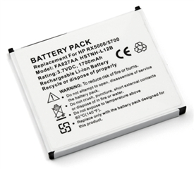 HP iPAQ 300 310 312 314 316 Battery