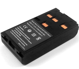 Battery Leica GEB111 Duracell dr11 dna03 tps-400