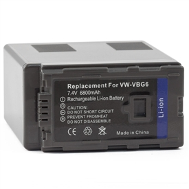 Panasonic VW-VBG6 Battery