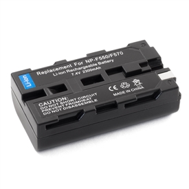 Sony NP-F550 & NP-F330 Battery