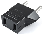 Universal Travel Plug Adapter US USA to EU Europe