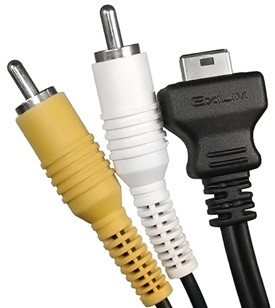 Casio EX-S600 AV Cable