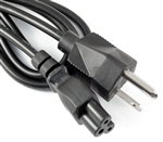 3-Prong Power Cord Cable
