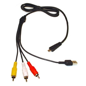 Sony VMC-MD3 USB Cable