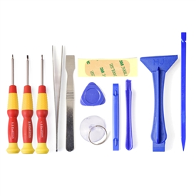12pcs Toolkit Opening Tools for Laptop Premium screwdriver kit