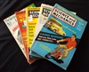 Vintage 1960's Science and Mechanics Magazines (5) - Sold