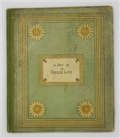 Kate Greenaway 'A Day in The Child's Life'  1st Edition