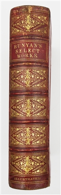 George Cheever 1865 The Select Works of John Bunyan, Illustrated