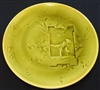 Choisy le Roi Aesthetic Majolica Karate Plate - Sold