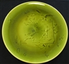 Choisy le Roi Aesthetic Majolica Fencing Plate - Sold