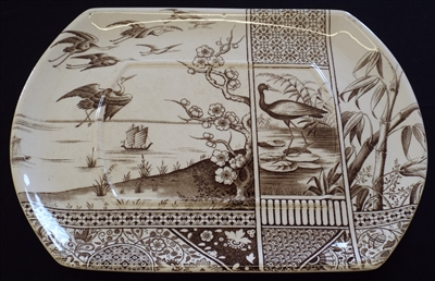 Brownhills Pottery Company Kioto Serving Platter - Sold