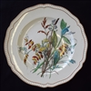 Copeland Aesthetic Period Plate C1870s Wild Flowers - Sold