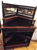 Aesthetic Movement Ebonised Corner Cabinet - Sold