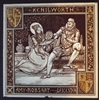 Moyr Smith Waverley Minton Tile - Sold