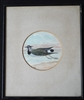Victorian Game Bird Watercolours Signed A Gibbs - Sold