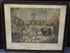 P Mathews & Charles Hunt 1838 The Trial of Bill Burn Engraving