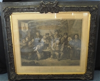 George Armstrong 1820 Engraving of Newcastle Eccentrics - Sold