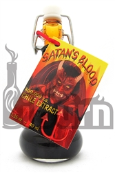 Satan's Blood 800 Thousand Scoville Chile Extract