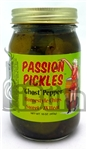 Cin Chili Ghost Pepper Passion Pickles