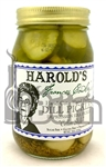 <h3>Frances Cowley's Dill Pickles</h3>