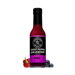 Bravado Spice Ghost Pepper & Blueberry Hot Sauce