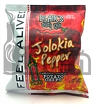 <h3>Blair's Death Rain Jolokia (Ghost) Pepper Potato Chips</h3>