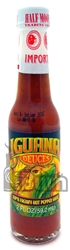 Iguana Super Freaky Hot Pepper Sauce Deuce