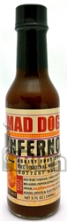 Mad Dog Inferno World's Hottest Sauce