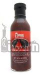 Volcanic Peppers Lava Hot Scorpion BBQ Sauce