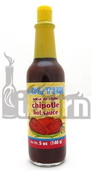 LoL Tun Chipotle Hot Sauce