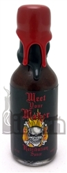 <h3>Heavenly Heat Meet Your Maker Retribution Sauce W/O Coffin</h3>