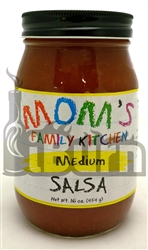 Mom's Family Kitchen Medium Salsa