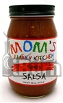 Mom's Family Kitchen Spicy Salsa