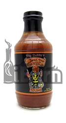 Big Daddy's Orange Show Fire Blossom BBQ Sauce