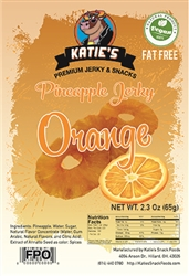 Katie's Mandarin Orange Pineapple Jerky