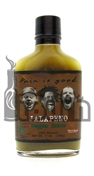 <h3>Pain Is Good Jalapeno Pepper Sauce</h3>